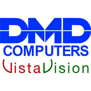 Logo DMD Computers Vista Vision